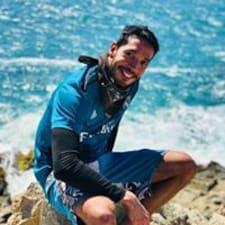 Luis felhasználói profilja