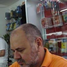 Perfil do utilizador de Luiz Antonio