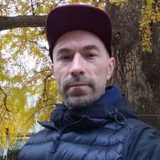 Vitaly - Uživatelský profil