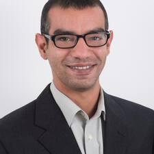 Mourad felhasználói profilja
