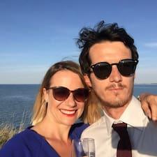 Henkilön Anne-Charlotte And Florian käyttäjäprofiili