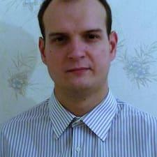 Dmitriy Brukerprofil