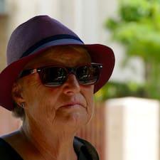 Henkilön Gerda käyttäjäprofiili