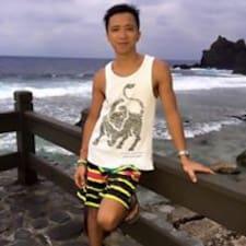 旗峰 felhasználói profilja