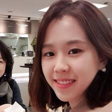 Perfil do usuário de 은혜