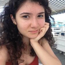 Ebru felhasználói profilja