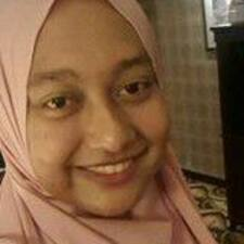 Hazirah - Uživatelský profil