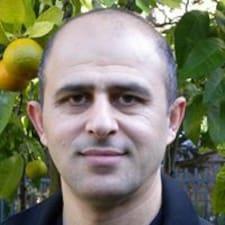 Reza Brugerprofil