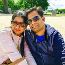 Sujit felhasználói profilja