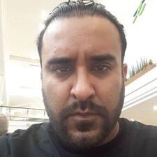 Perfil do utilizador de Sajjad