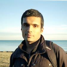 Siddhesh felhasználói profilja