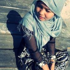 Profil utilisateur de Nadiatul