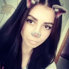 Nutzerprofil von Alesya