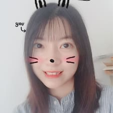 Perfil do usuário de Crystal