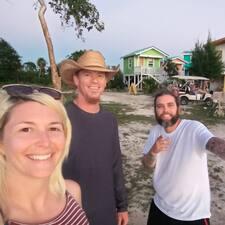 Eddie,  Cassie & Todd User Profile