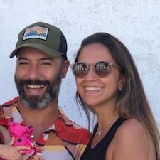 Camila&Paulo - Uživatelský profil