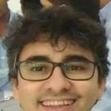 João Fabricio的用戶個人資料