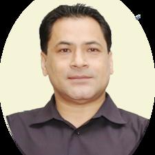 Profil utilisateur de Pramod