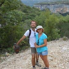 Profilo utente di Antoine & Beatrice
