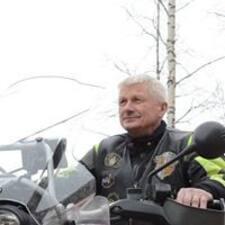Användarprofil för Pentti Ja Kirsti