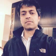 Gebruikersprofiel Vivek