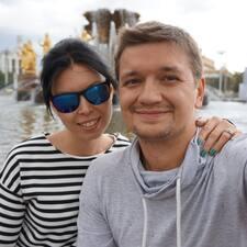 Ilya - Uživatelský profil