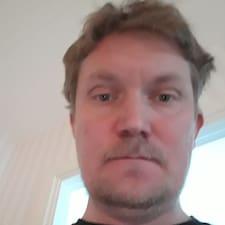 Профиль пользователя Fredrik