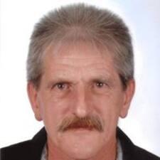 Erich felhasználói profilja