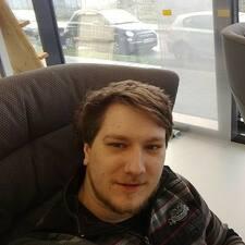Henkilön Arne käyttäjäprofiili