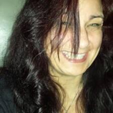 Darla felhasználói profilja