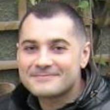 Abdel felhasználói profilja