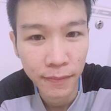 Luong felhasználói profilja