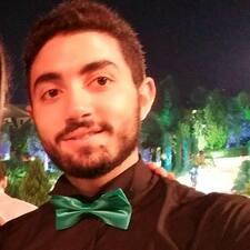 Gebruikersprofiel Tarek