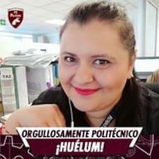 Profil utilisateur de Irma Antonieta