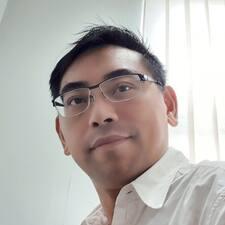 Gladwyn felhasználói profilja