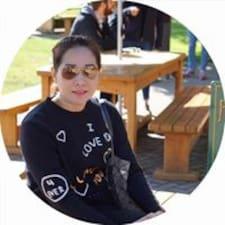 Chanida User Profile