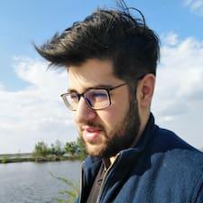 Filip felhasználói profilja