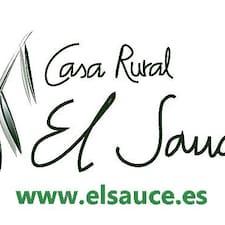Casa Rural felhasználói profilja