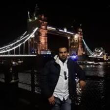 Profil utilisateur de Vineeth