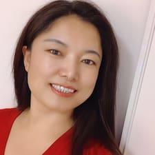 Jing felhasználói profilja