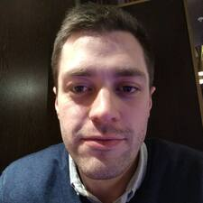 Garion User Profile