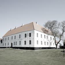 Perfil do utilizador de Odden Manor House