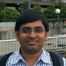 Profil utilisateur de Aniruddha