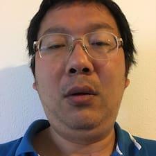 Perfil do utilizador de Hao