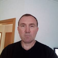 Jaroslav felhasználói profilja