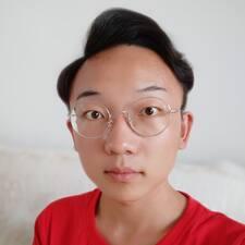 Profil utilisateur de 阮开杰