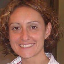 Amelia felhasználói profilja