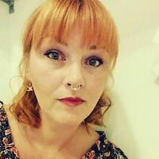 Kristine - Uživatelský profil