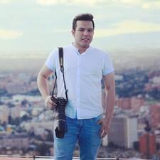 โพรไฟล์ผู้ใช้ Javier Andrés
