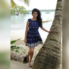 Dhanashree Brugerprofil